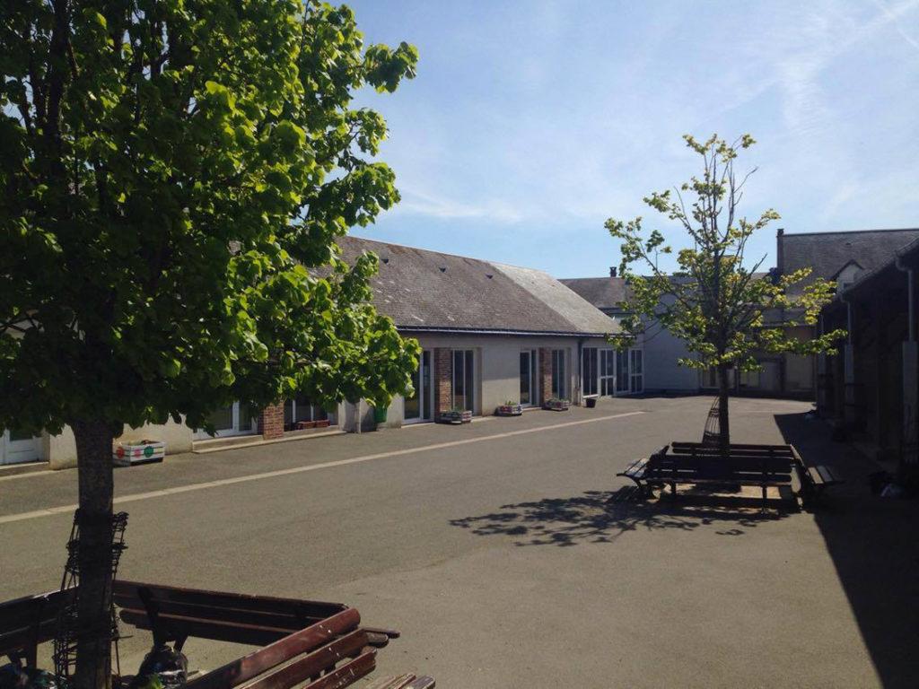 Ecole Auzouer en Touraine