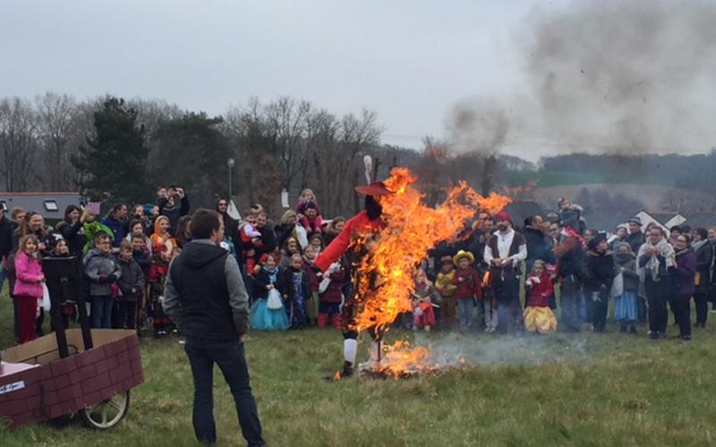 Carnaval d'Auzouer en Touraine