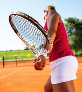 Club de tennis d'auzouer